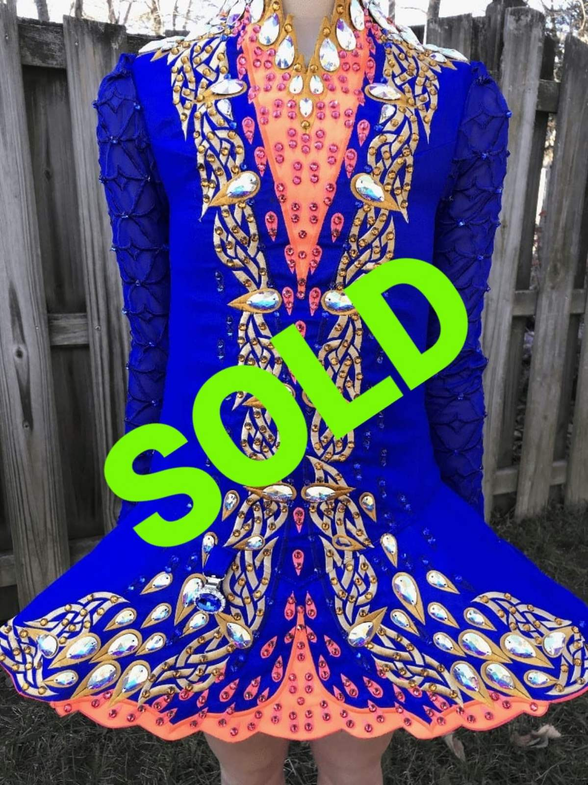Dress #3791