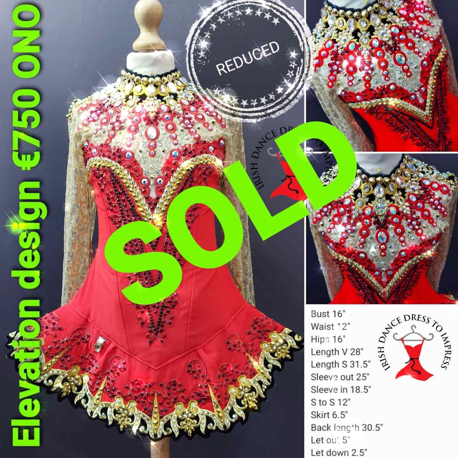 Dress #3408