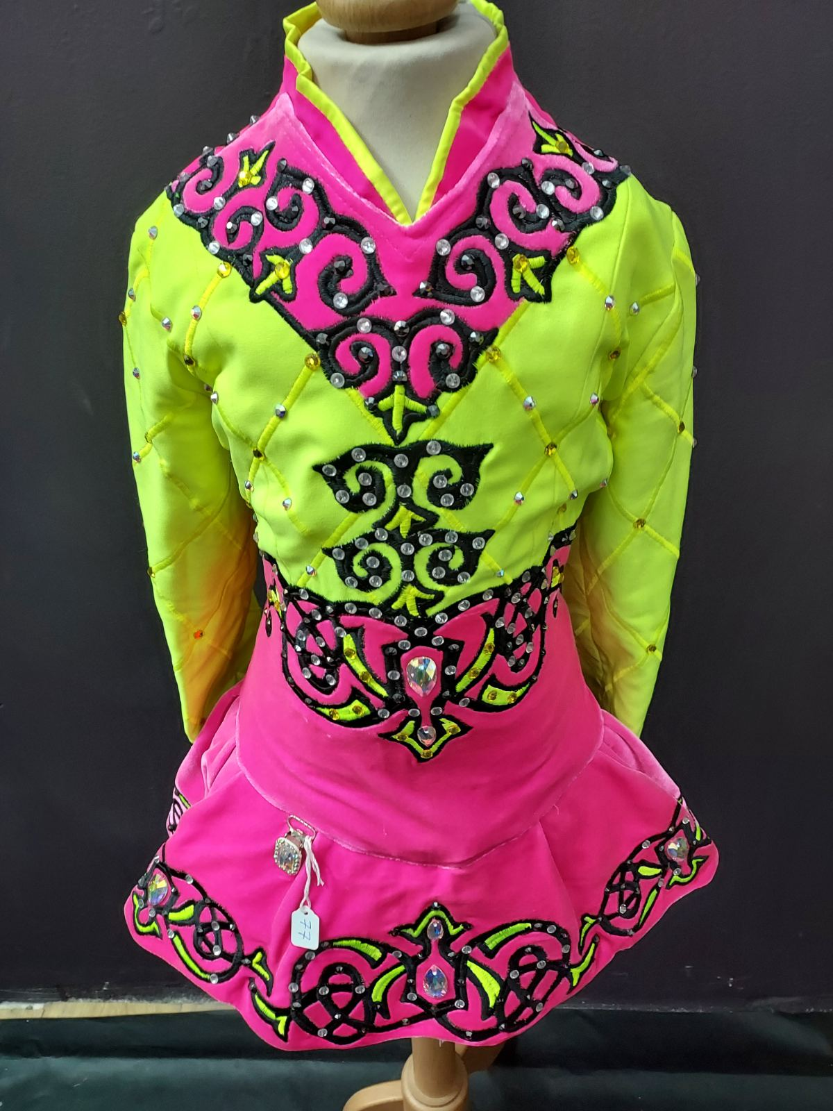 Dress #1900