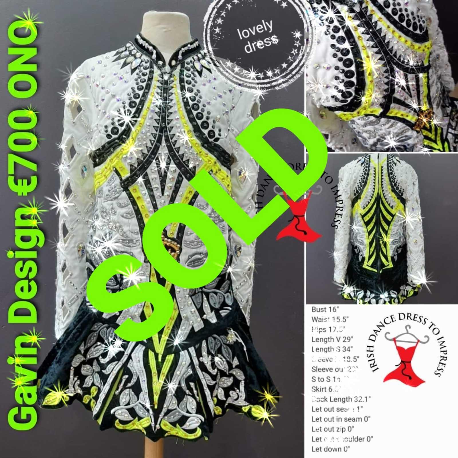 Dress #2895