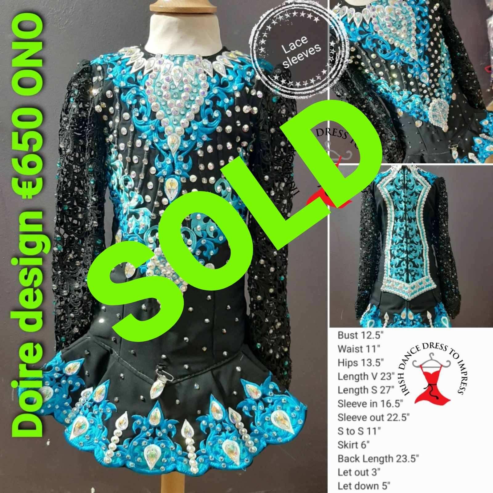 Dress #3830
