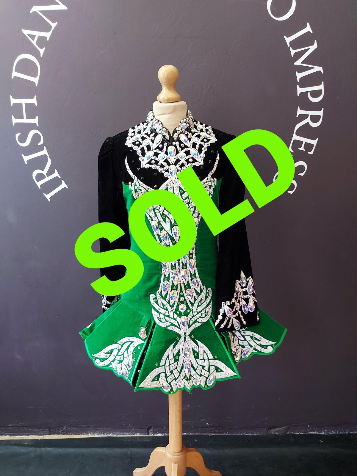 Dress #5872