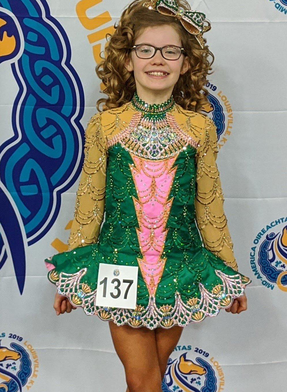 Dress #6596