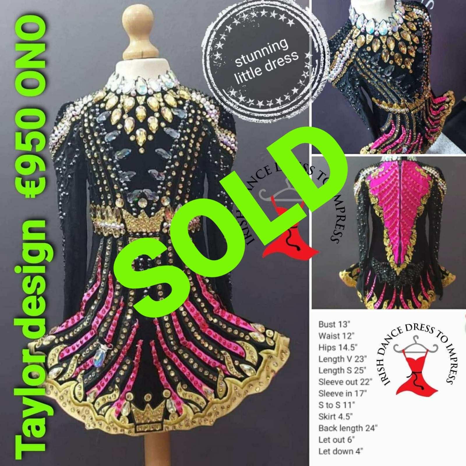 Dress #5525