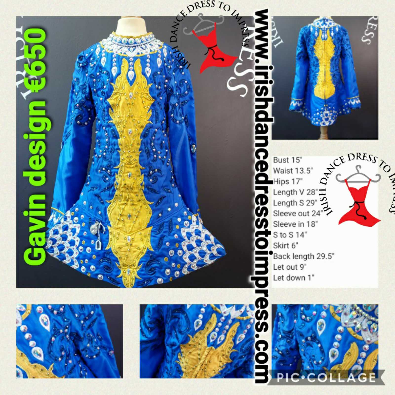 Dress #7660