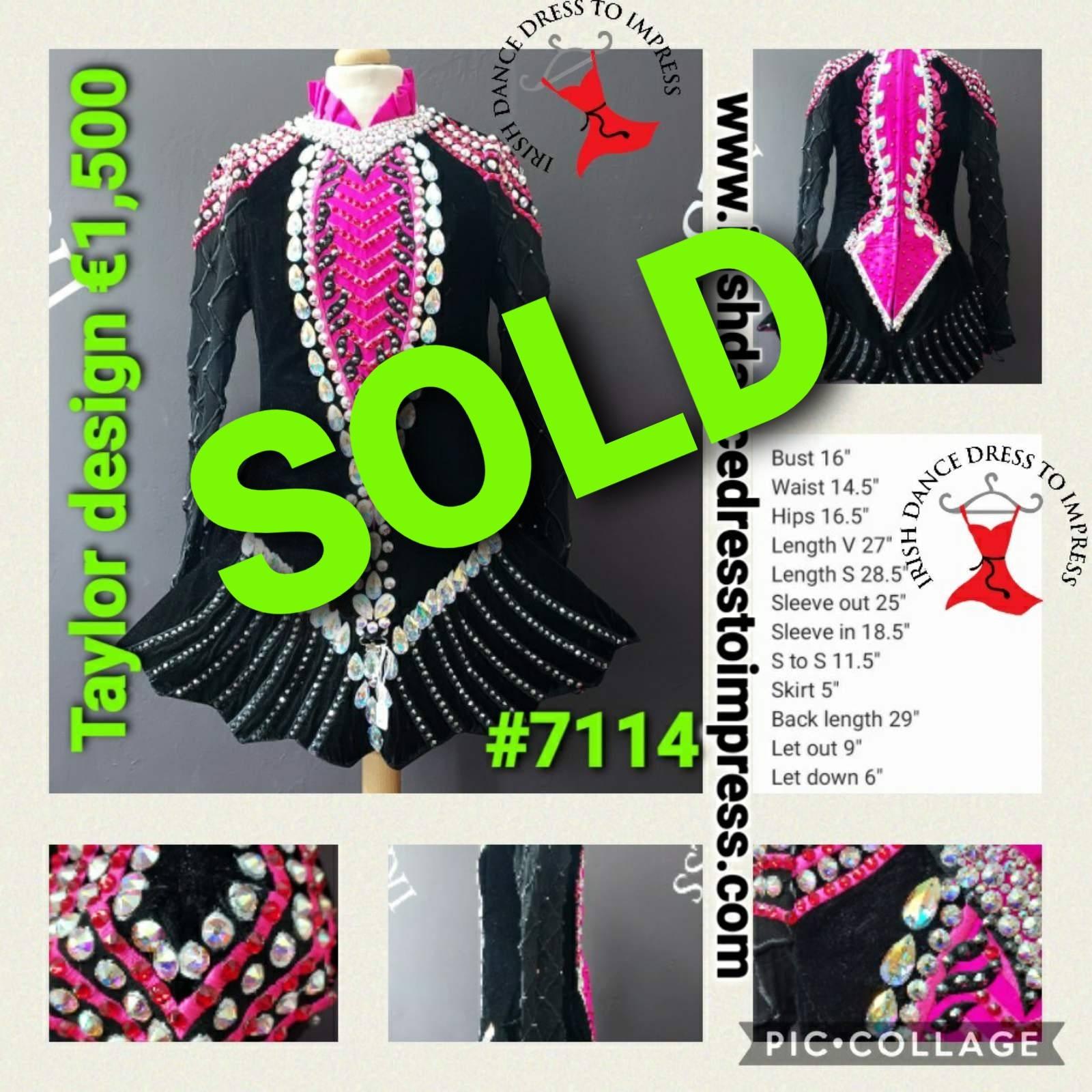 Dress #7114