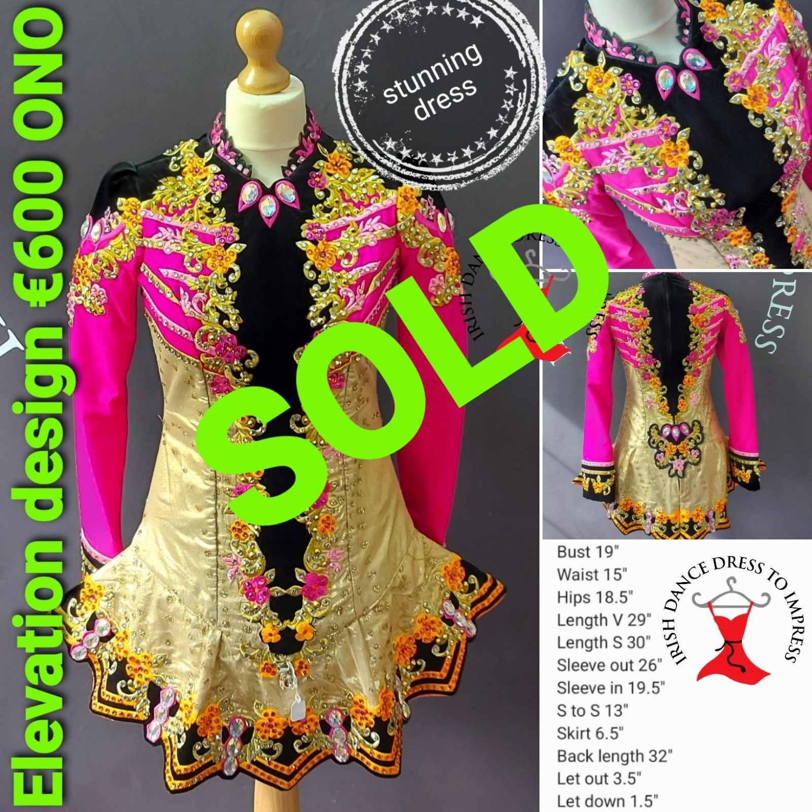 Dress #5404