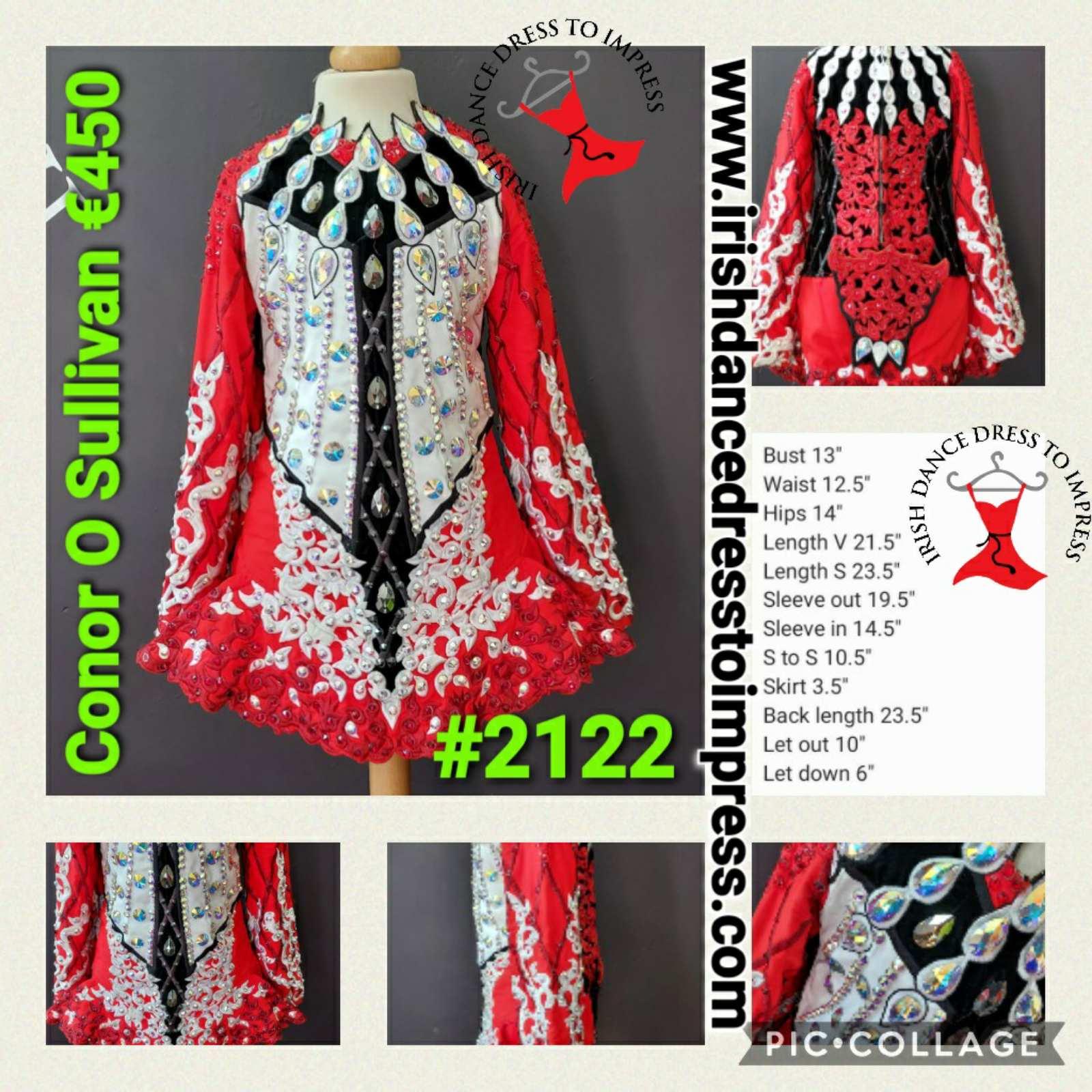 Dress #2122