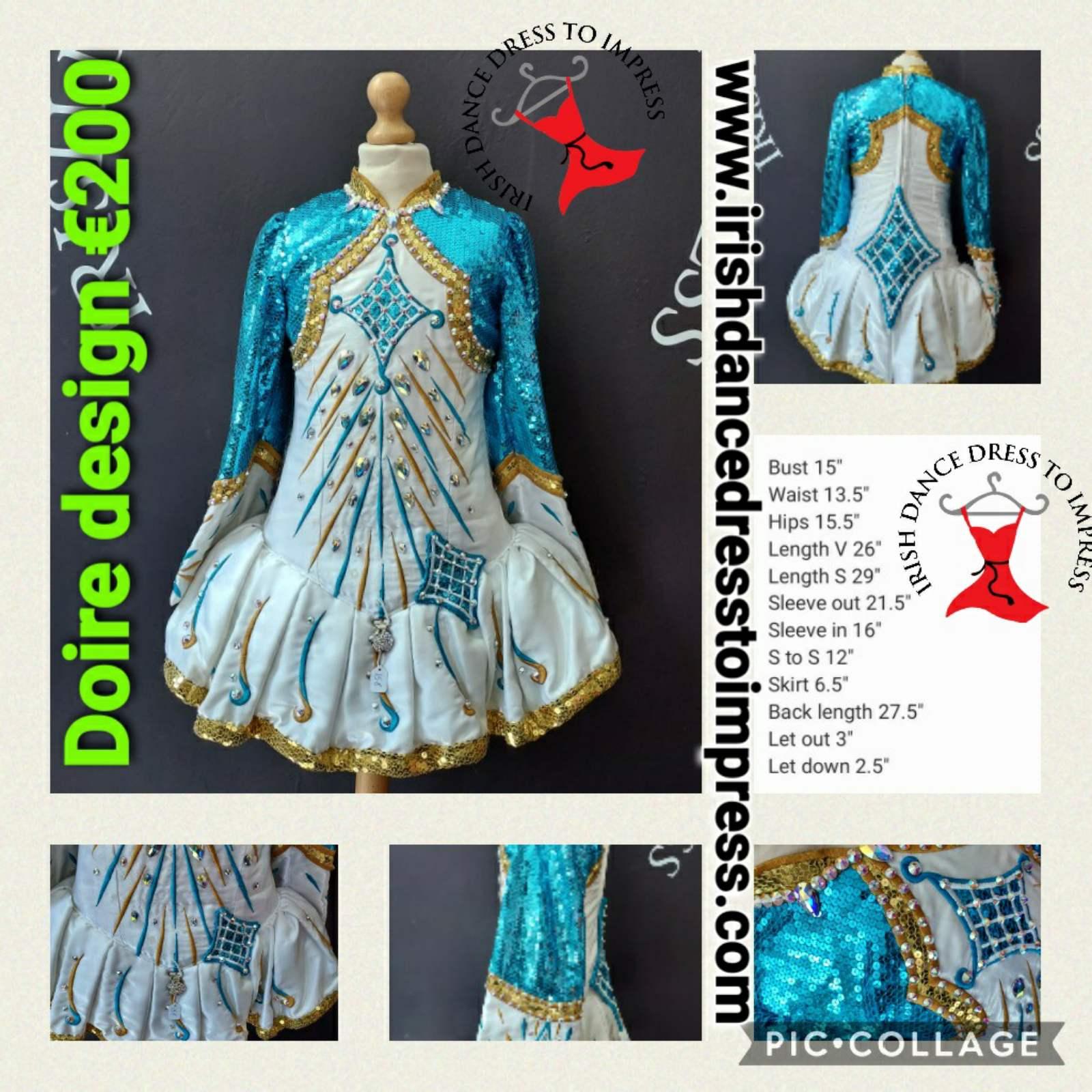 Dress #7036