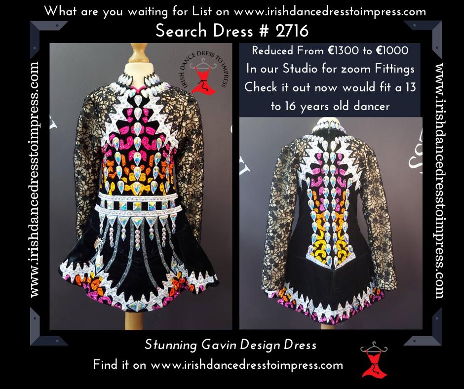 Dress #2716