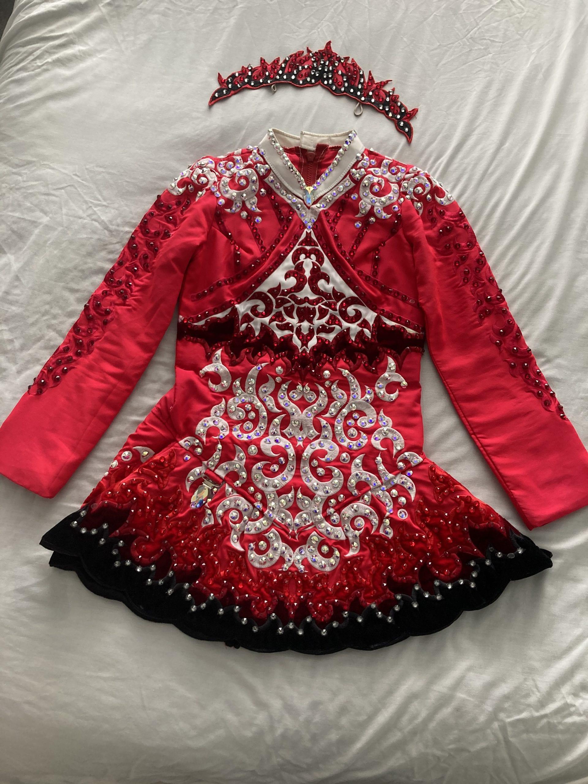 Dress #5143