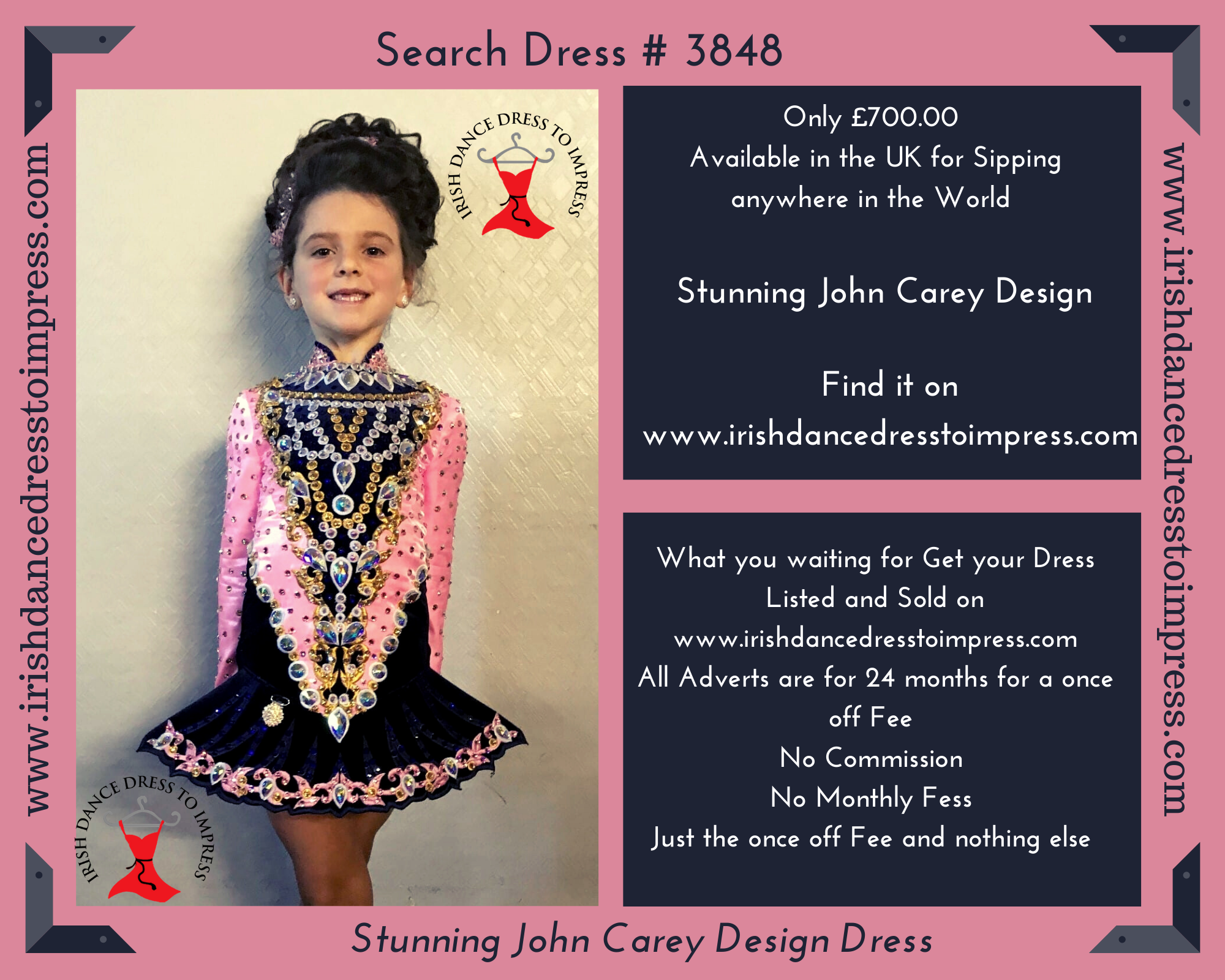 Dress #3848
