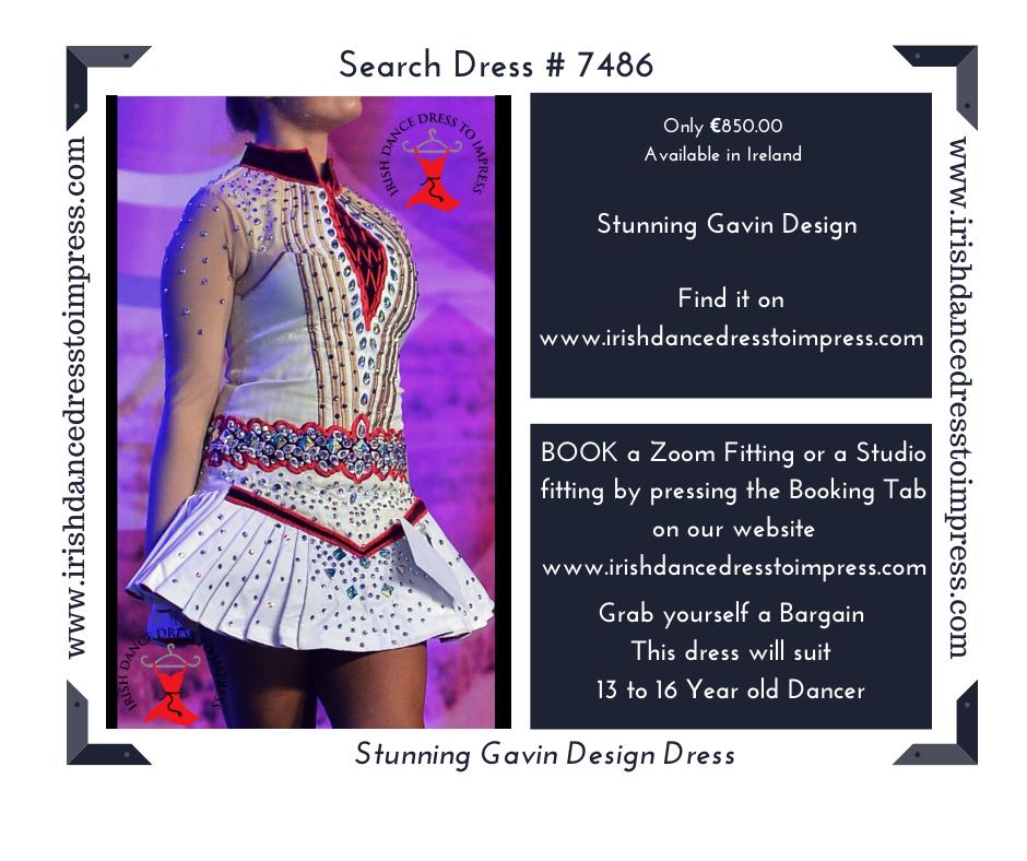 Dress #7486