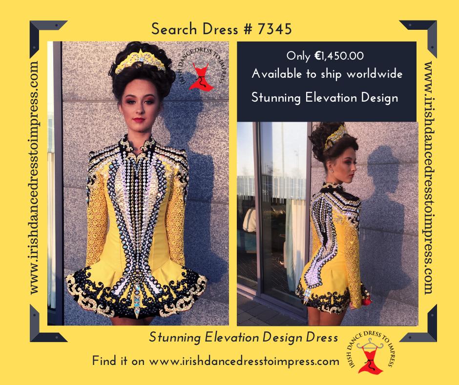 Dress #7345