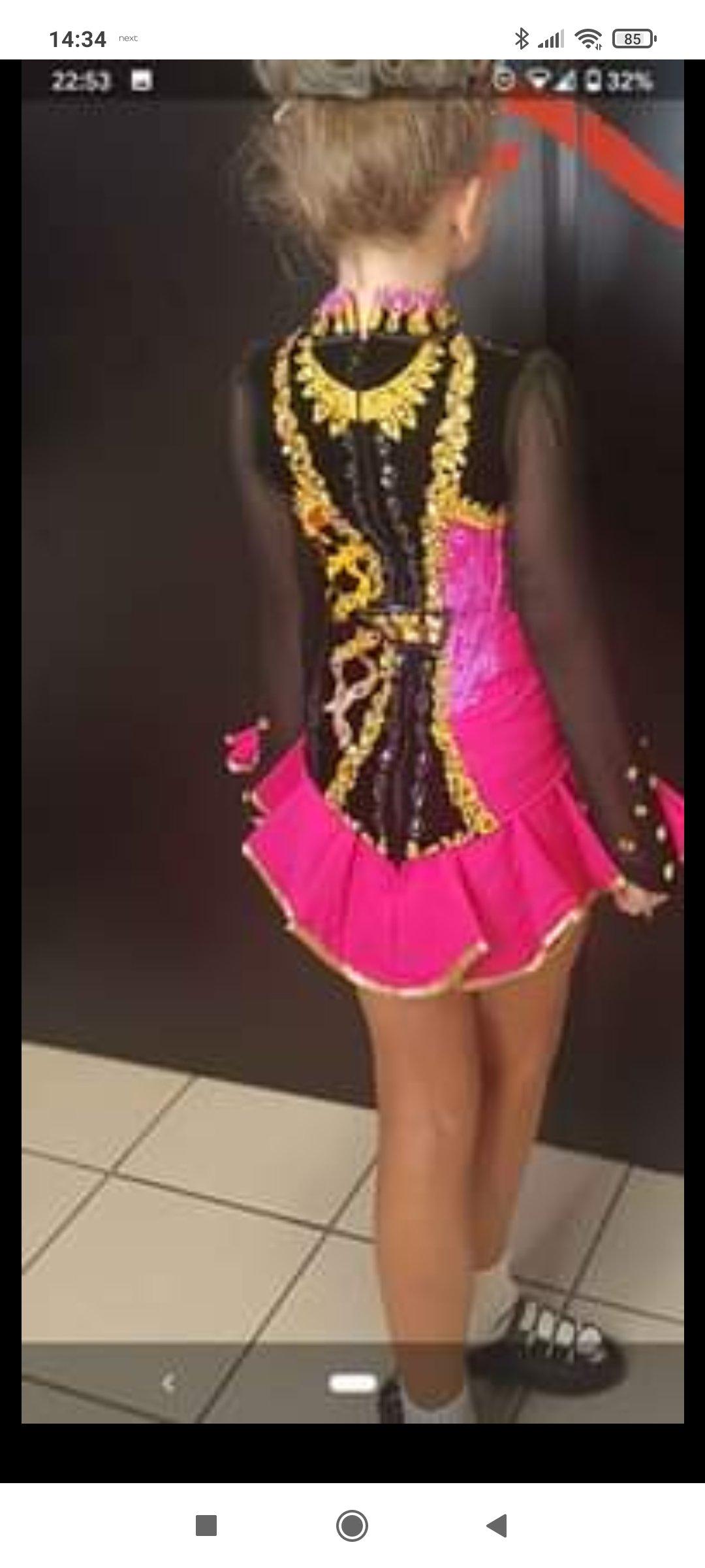Dress #7433
