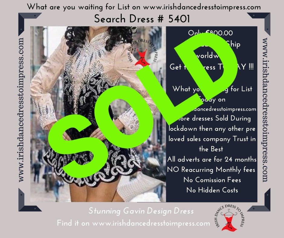 Dress #5401
