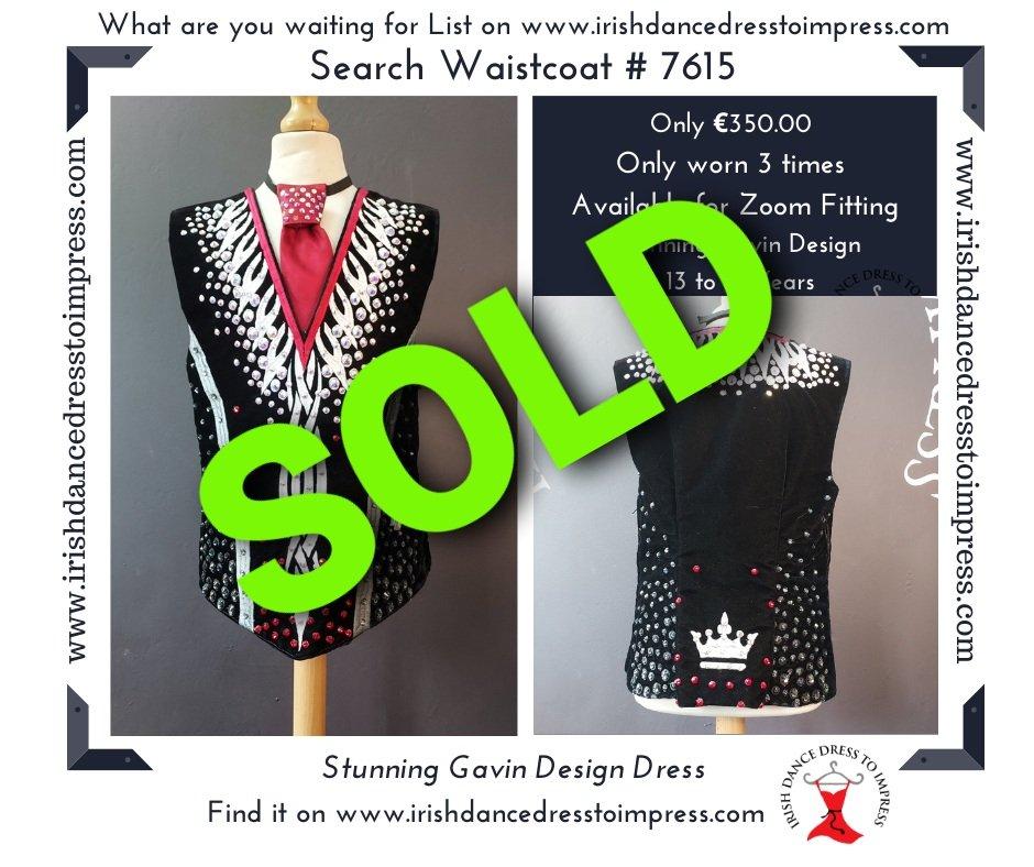 Dress #7615