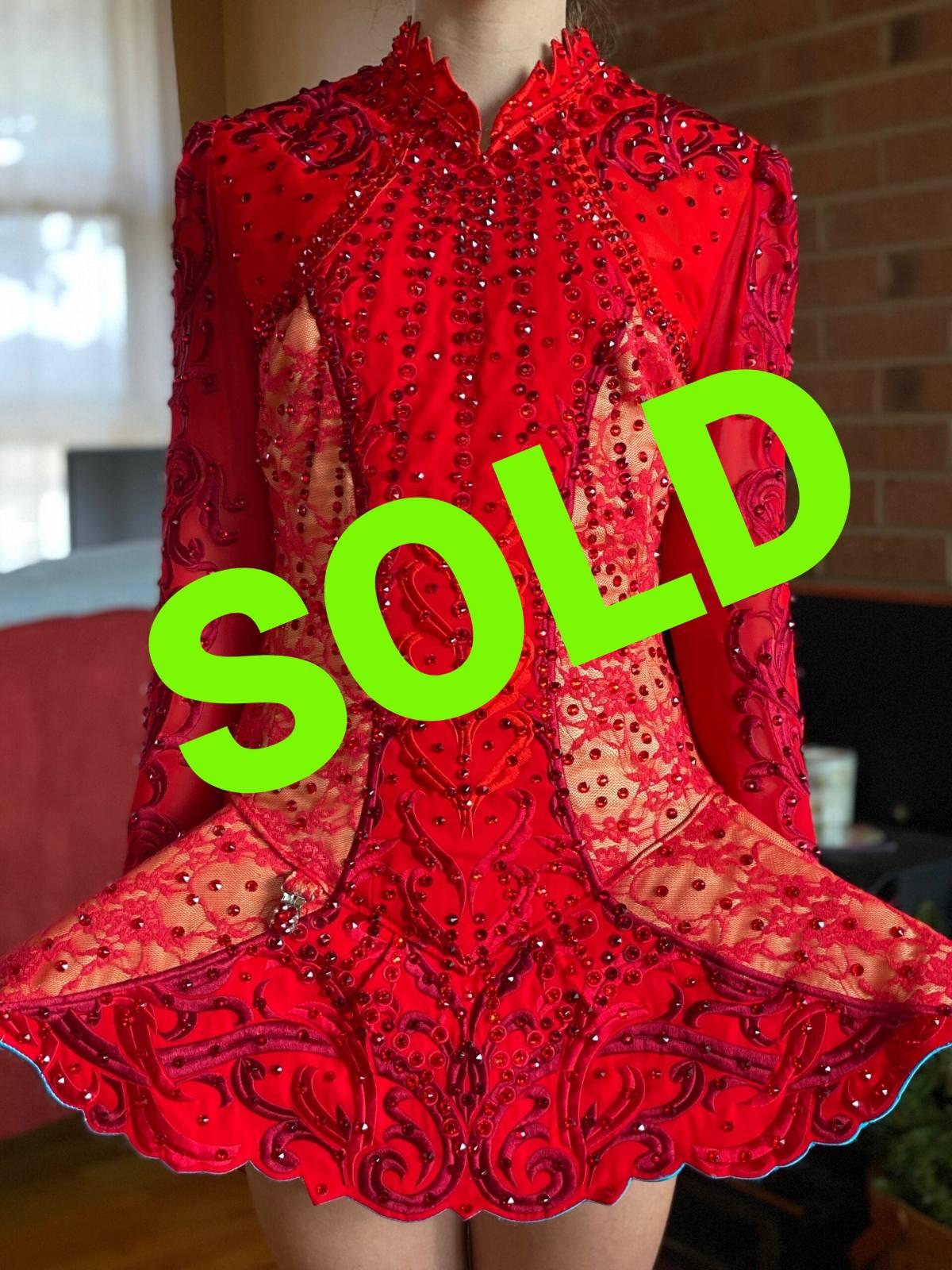 Dress #3763