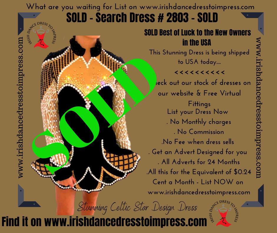 Dress #2803