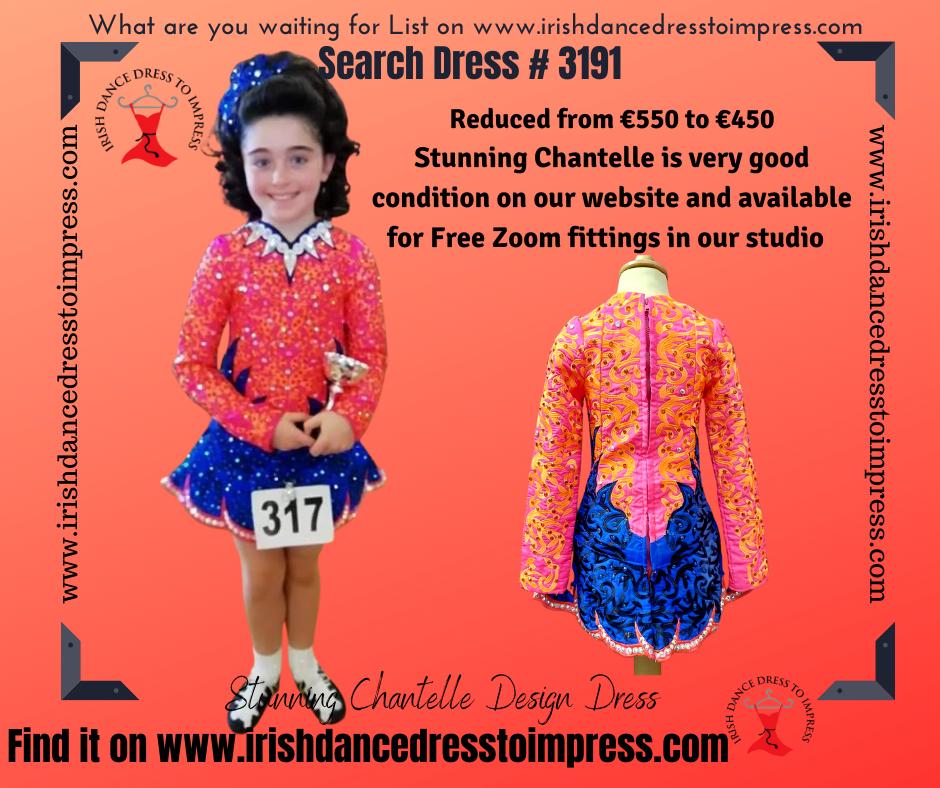 Dress #3191