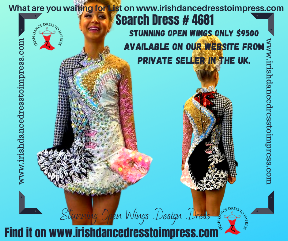 Dress #4681
