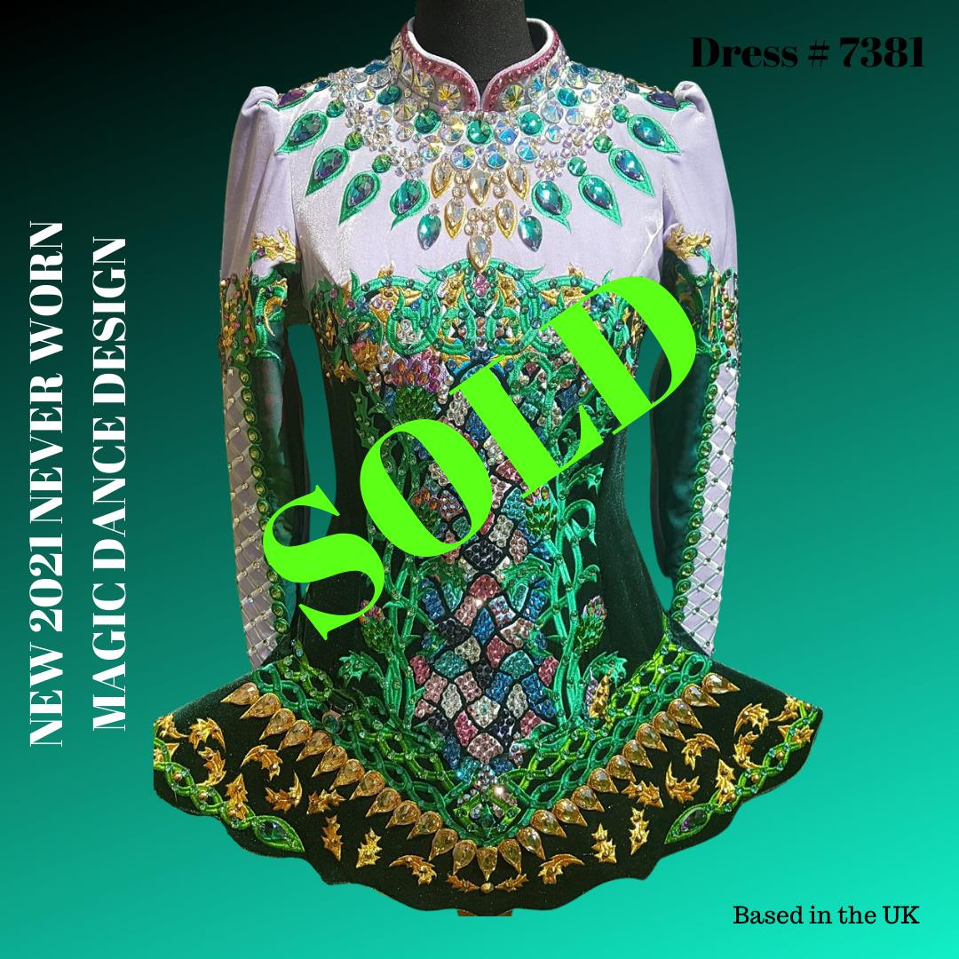 Dress #7381