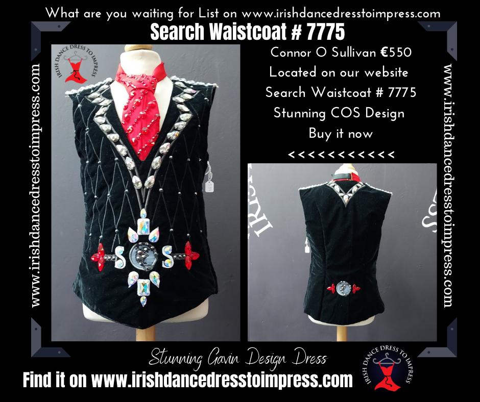 Waistcoat #7775