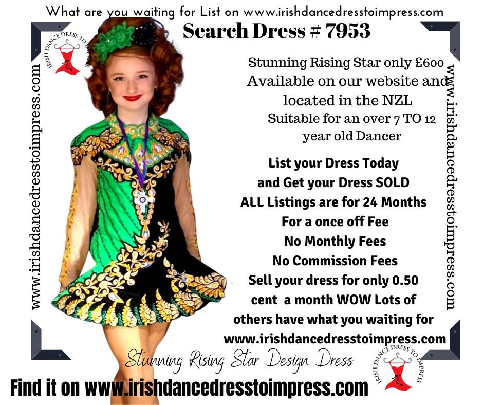 Dress #7953