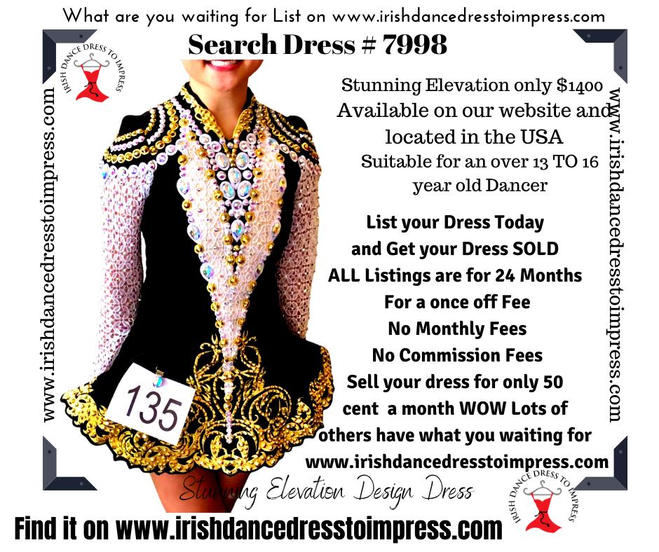 Dress #7998