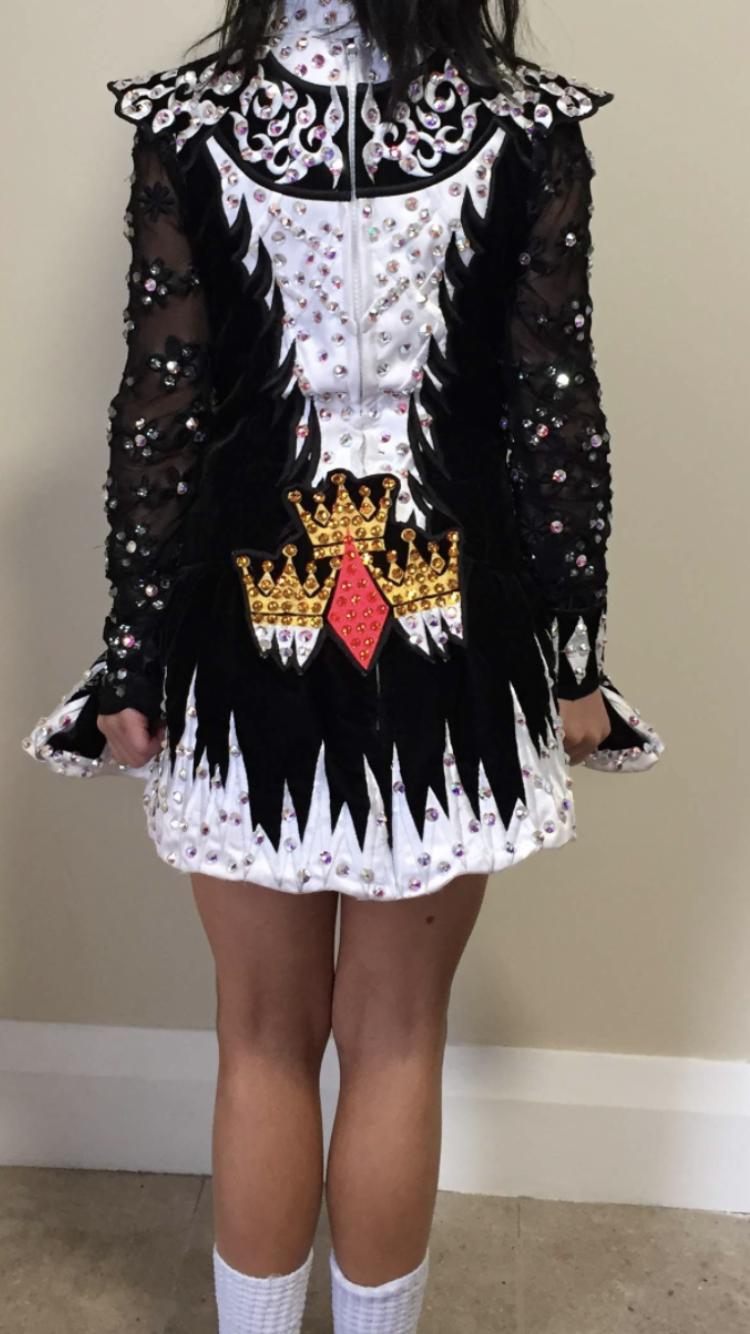 Dress #7763
