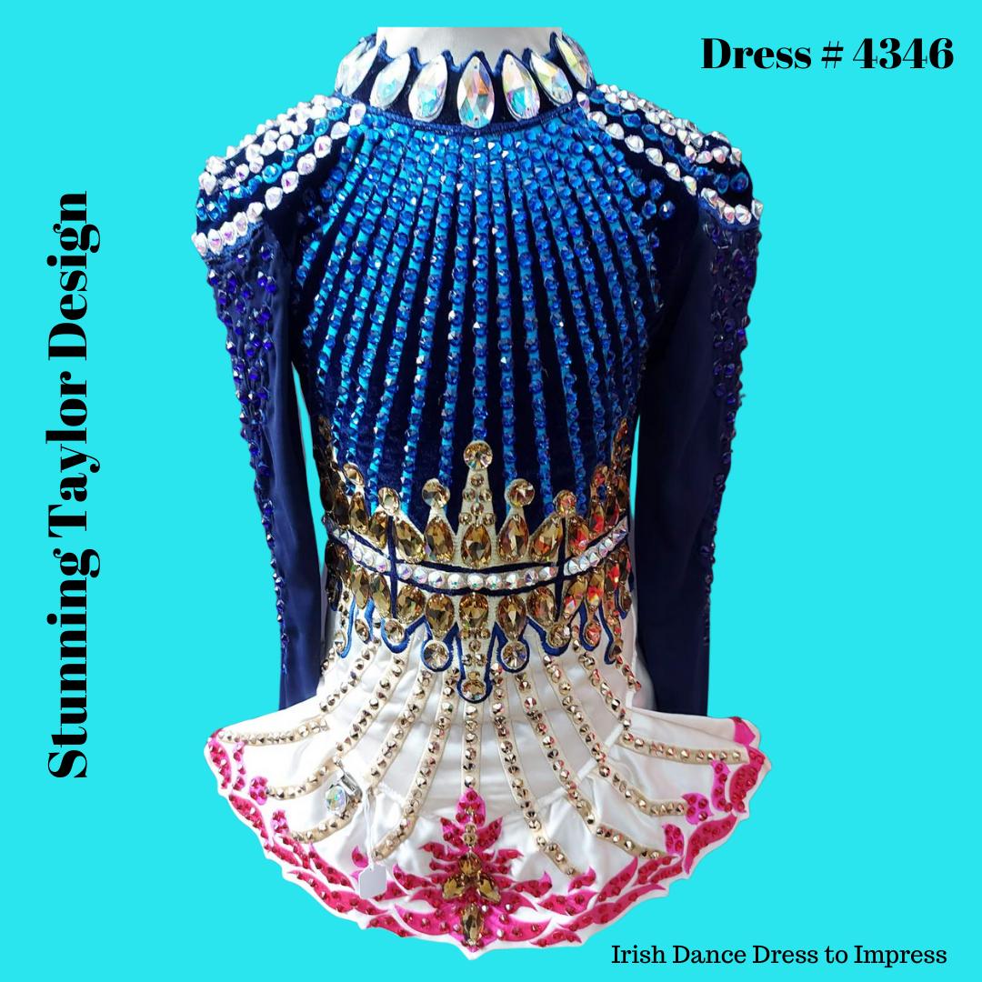 Dress 4346