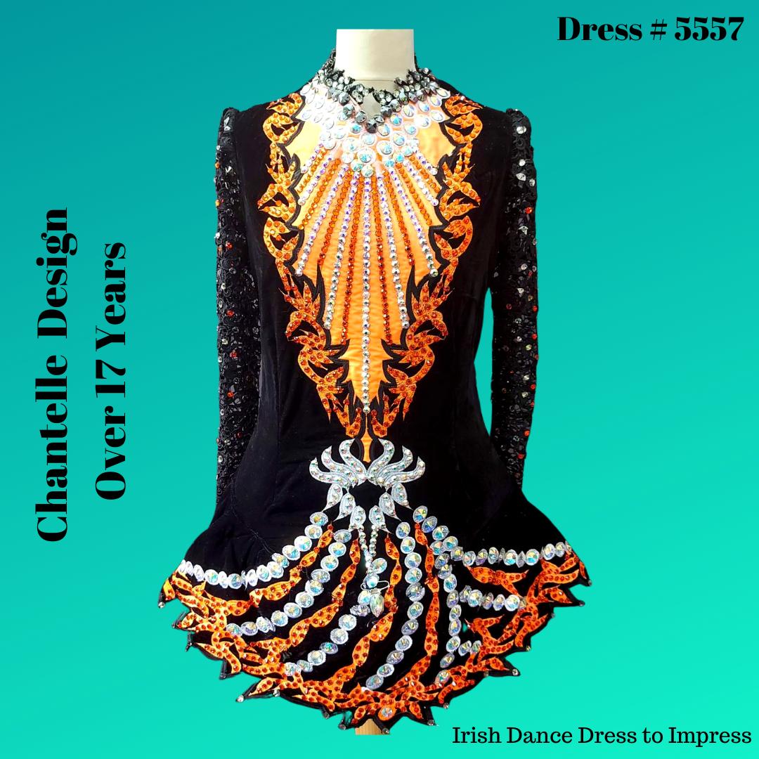 Dress 5557