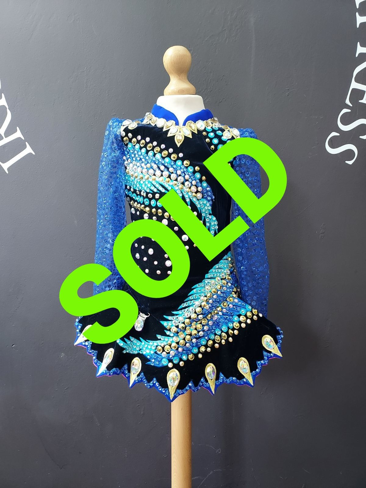 Dress #7078