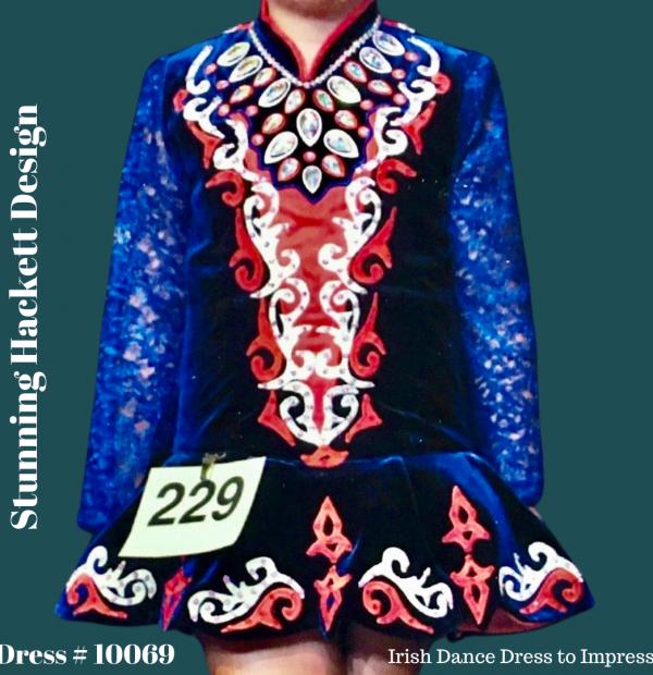 Dress 10069