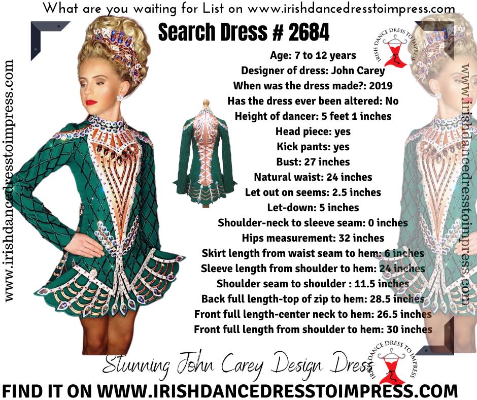 Dress #2684