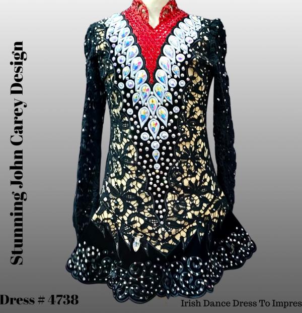 Dress 4738