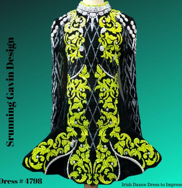 Dress 4798