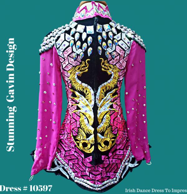 Dress 10597