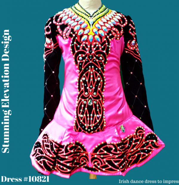 Dress 10821