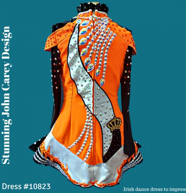 Dress 10823
