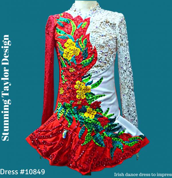 Dress 10849