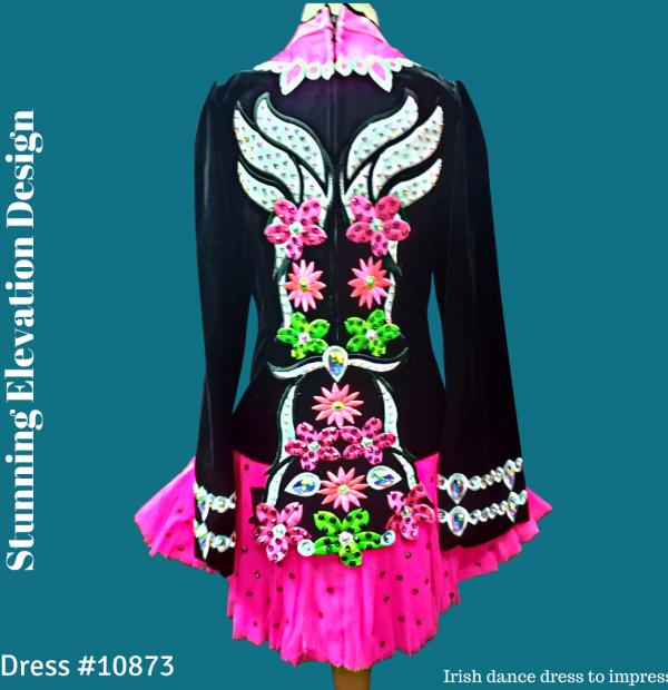 Dress 10873