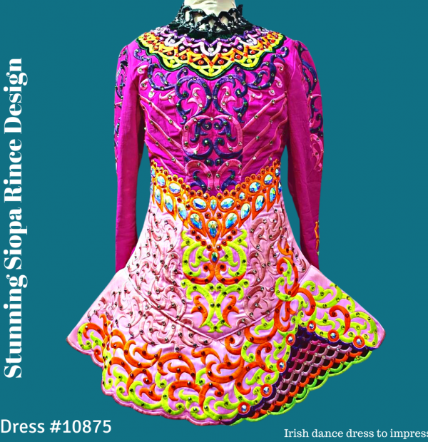 Dress 10875